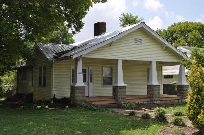 Knoxville Single Family Home For Sale: 1130 Raleigh Ave