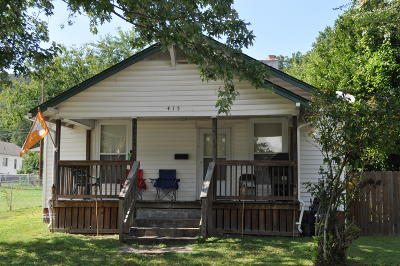 Knoxville Single Family Home For Sale: 415 Cedar Ave