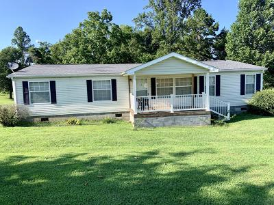 New Tazewell Single Family Home For Sale: 2162 Snodgrass Rd