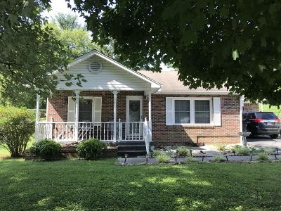 Lafollette Single Family Home For Sale: 414 W 4th St