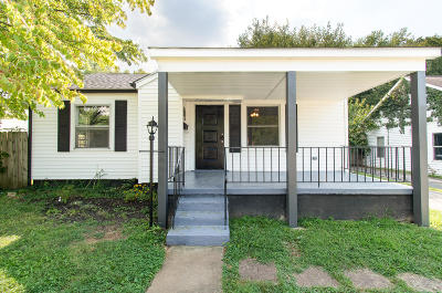 Knoxville Single Family Home For Sale: 2711 Copeland St