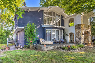 Clinton Single Family Home For Sale: 608 Eagle Bend Rd