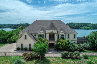 Blount County, Knox County, Loudon County, Monroe County Single Family Home For Sale: 160 Cormorant Drive