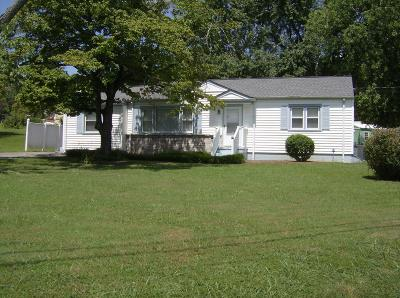Knoxville Single Family Home For Sale: 5700 Davida Rd