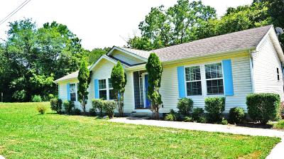 Loudon Single Family Home For Sale: 332 Howard Rd