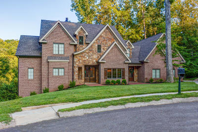 Single Family Home For Sale: 12300 Whitetail Lane