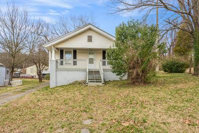 Knoxville Single Family Home For Sale: 3605 Middlebrook Pike