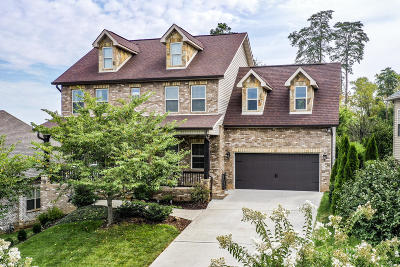 Knoxville Single Family Home For Sale: 9959 Winding Hill Lane