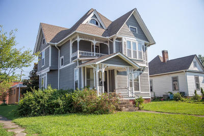 Knoxville Single Family Home For Sale: 1603 Jefferson Ave