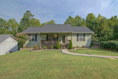 Knoxville Single Family Home For Sale: 6036 Tennyson Drive