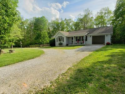 Crossville Single Family Home For Sale: 801 Bristow Rd