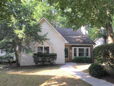 Knoxville Single Family Home For Sale: 1121 Harrogate Drive