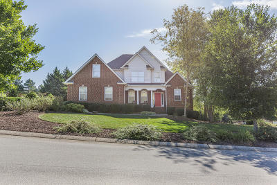 Maryville Single Family Home Pending - Continue To Show: 1140 Cobble Way