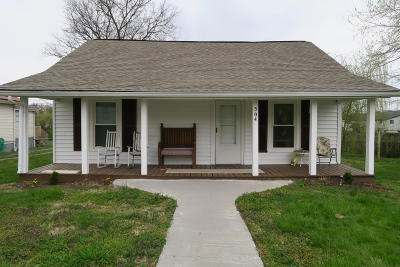 Maryville Single Family Home For Sale: 304 McGinley St