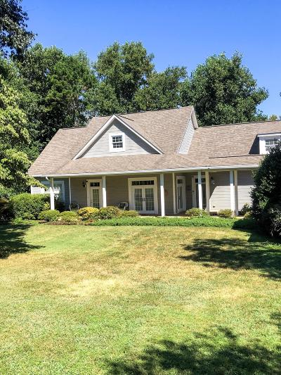 Single Family Home For Sale: 741 Bowman Bend Rd