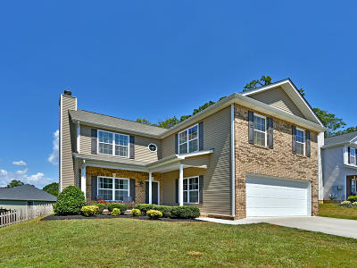 Knox County Single Family Home For Sale: 8405 Vessel Lane