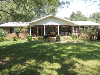 Jamestown Single Family Home For Sale: 109 Short Cooper Rd