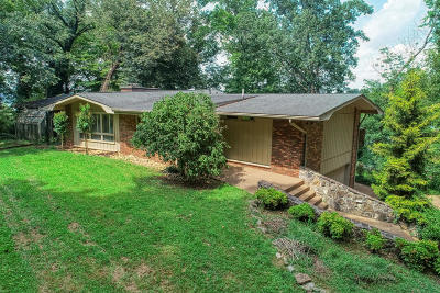 Knoxville Single Family Home Pending - Continue To Show - P: 2300 SW Carriage Lane