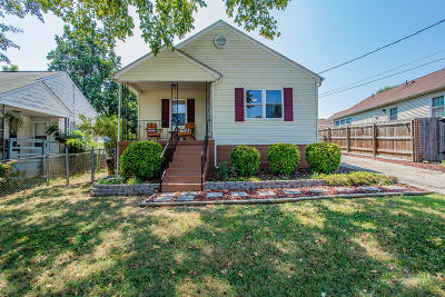 Knoxville Single Family Home For Sale: 1824 Allen Ave