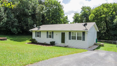 Anderson County Single Family Home For Sale: 210 Nancy Lane