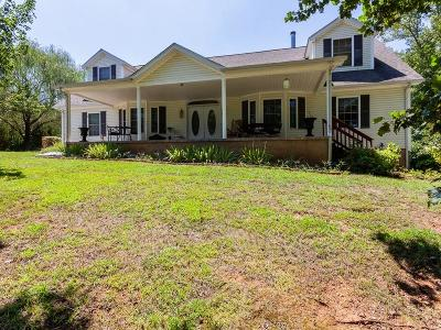 Single Family Home For Sale: 650 Cruze Rd