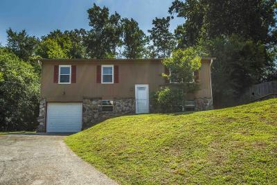 Knoxville Single Family Home For Sale: 6340 Cadbury Rd