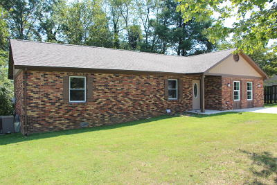 Crossville Single Family Home For Sale: 32 Rhodendron Circle