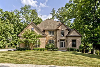 Oak Ridge Single Family Home For Sale: 134 Center Park Lane