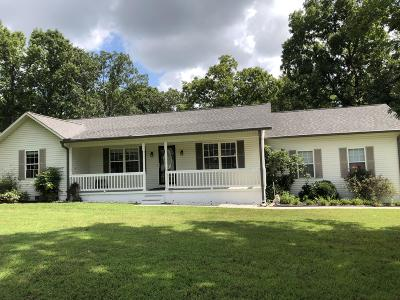 Crossville Single Family Home For Sale: 27 Crescent Point