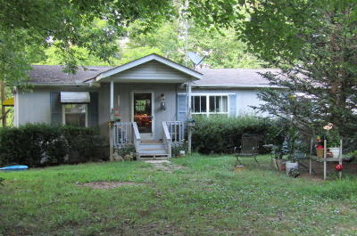 Crossville Single Family Home For Sale: 881 Deepwater Rd