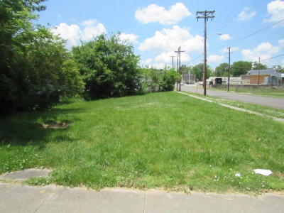 Knox County Residential Lots & Land For Sale: 2861 Linden Ave