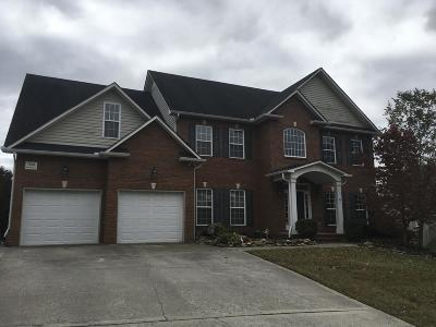 Knoxville TN Single Family Home For Sale: $319,900