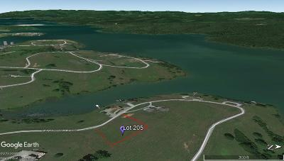 Sunset Bay Residential Lots & Land For Sale: 205 Captains Cove