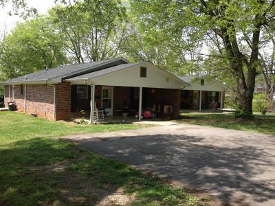 Madisonville Single Family Home For Sale: 598 Monroe St