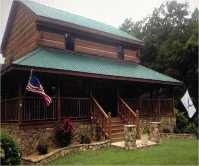 Tellico Plains Single Family Home Pending - Continue To Show: 233 Belcher Loop