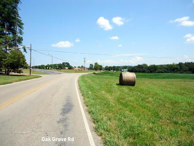 Monroe County Residential Lots & Land For Sale: Oak Grove Rd