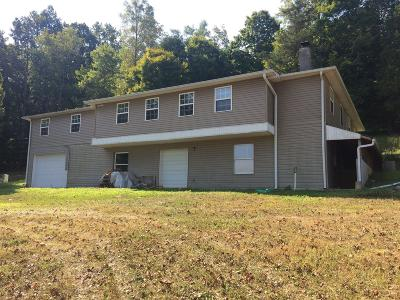 Pall Mall Single Family Home For Sale: 629 Bear Huff Loop