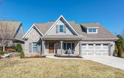 Knoxville Single Family Home For Sale: 2330 Misty Mountain Circle