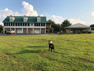 Single Family Home For Sale: 390 Bentley Rd