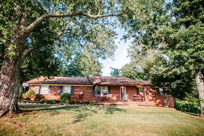 Knoxville Single Family Home For Sale: 7512 Temple Acres Drive