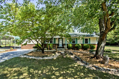 Knoxville Single Family Home For Sale: 616 Worcester Rd