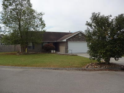 Sevierville Single Family Home For Sale: 1109 Stone Creek Lane