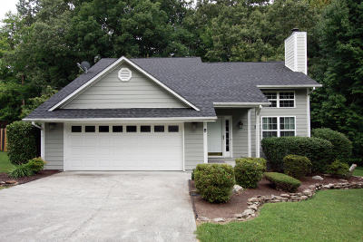 Knoxville Single Family Home For Sale: 1229 Reston Court