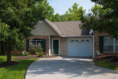 Knoxville Condo/Townhouse For Sale: 7554 Creek Song Court
