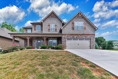 Knox County Single Family Home For Sale: 8803 Samuel Andrew Lane