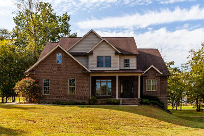 Knox County Single Family Home For Sale: 8536 N N Ruggles Ferry Pike