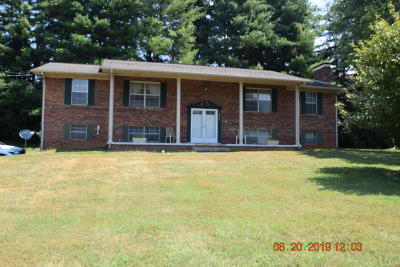 Morristown, Morrristown, Talbott, Talbot Single Family Home For Sale: 1204 Walters Drive