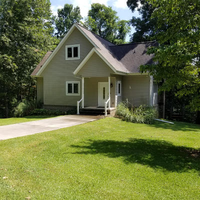 Oliver Springs Single Family Home For Sale: 993 Cassell Rd