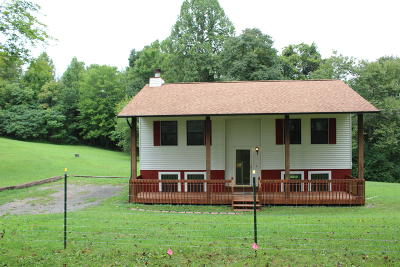 Single Family Home For Sale: 501 Big Sinks Rd