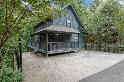 Pigeon Forge Single Family Home For Sale: 2809 Forrest Way